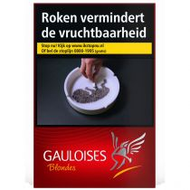 Gauloises Red 20