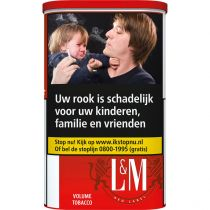 L&M Red 75g Volume Tobacco