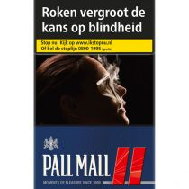 Pall Mall Red 20