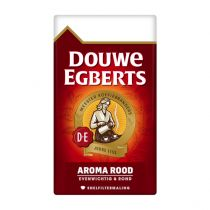 Douwe Egberts Koffie Snelfiltermaling Aroma Rood 250g