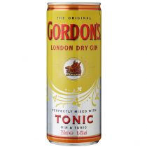 Gor­don's Gin & To­nic 0,25L