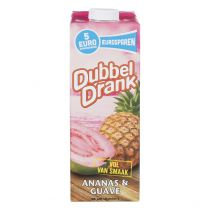 Dubbeldrank Ananas & Guave 1L