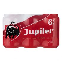 Jupiler Pils Six-Pack 6 x 0,33L