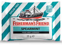 Fisherman's Friend Spearmint Sugarfree
